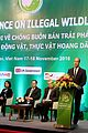 prince william gives inspiring speech at international illegal wildlife 11