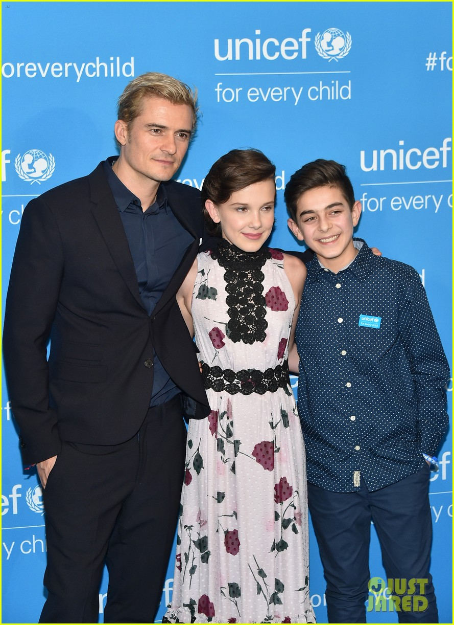 orlando bloom praises girlfriend katy perry for work with unicef shes amazing 193827208
