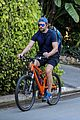 bradley cooper goes on bike ride for his daily workout 10