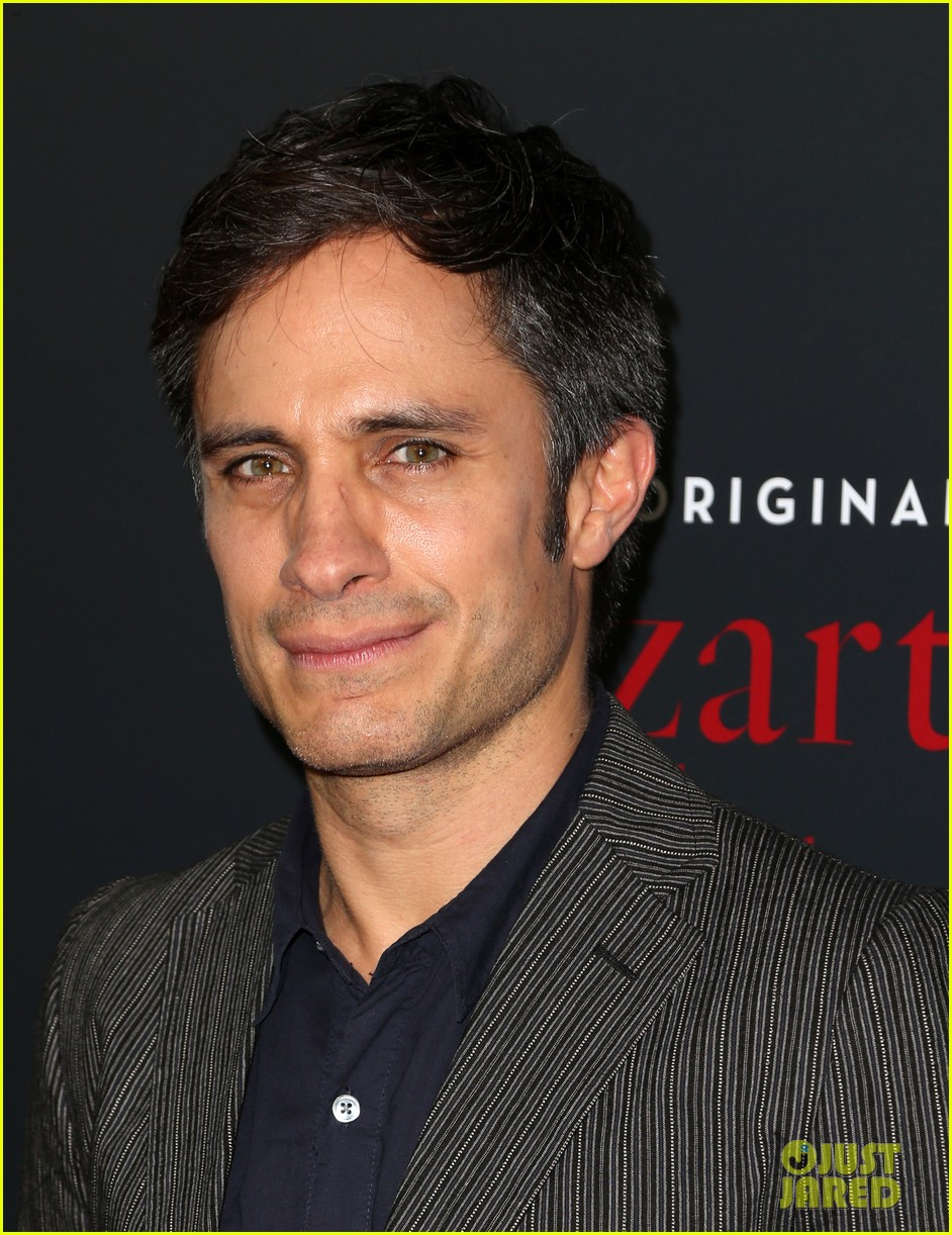 Gael Garcia Bernal - 'Mozart in the Jungle' Season Three ...