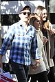 meghan trainor daryl sabara hold hands shopping 03