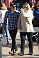 meghan trainor daryl sabara hold hands shopping 06