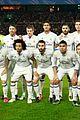 cristiano ronlado celebrates real madrid fifa win 10