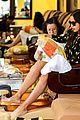 irina shayk pampering on wednesday los angeles 06