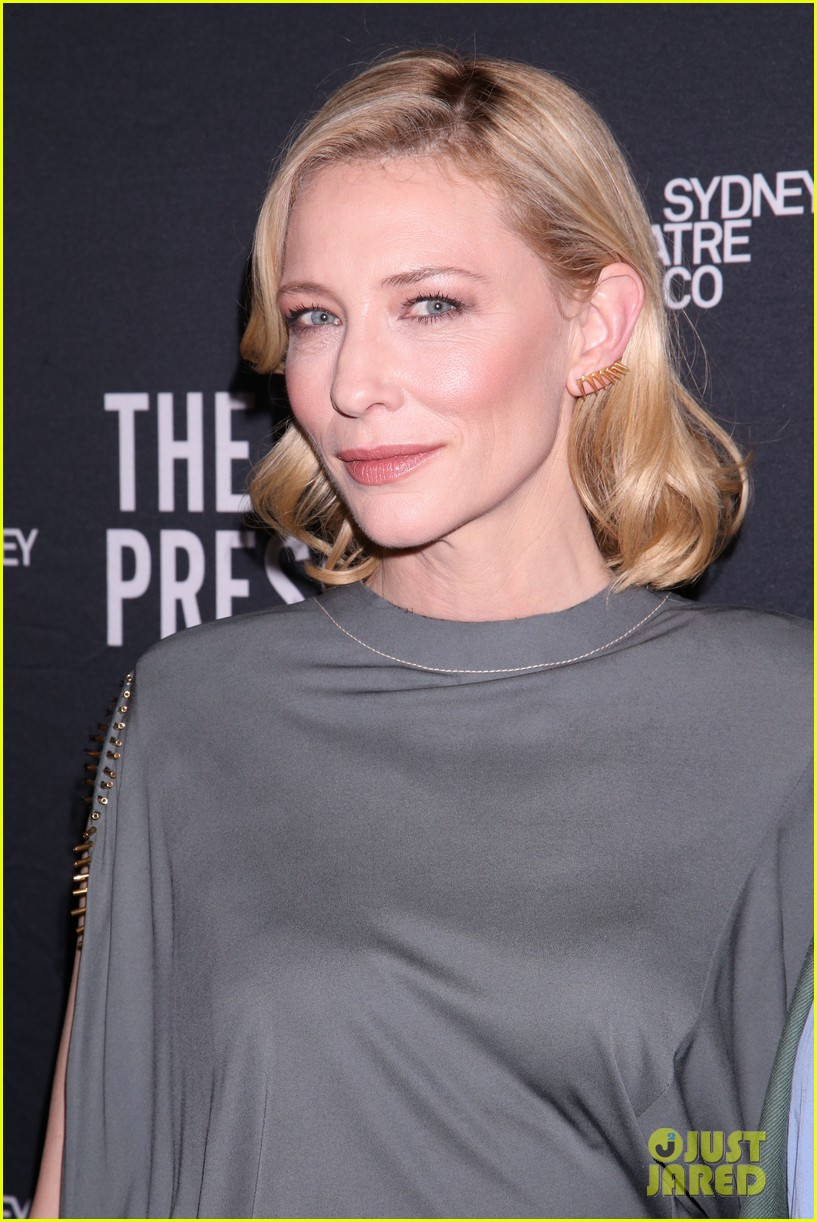 cate blanchett makes broadway debut with the present 06