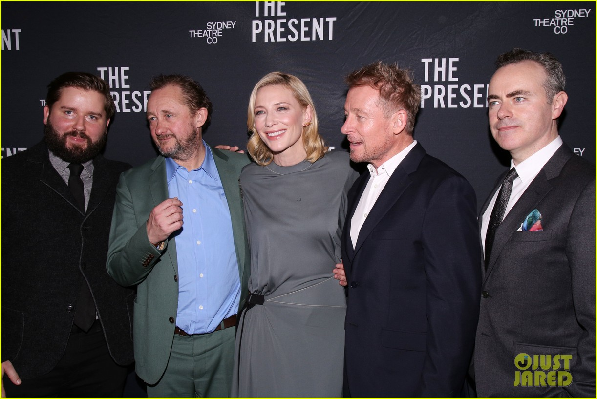 cate blanchett makes broadway debut with the present 13
