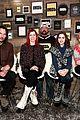 lily collins ciara bravo liana liberato to the bone sundance premiere 02