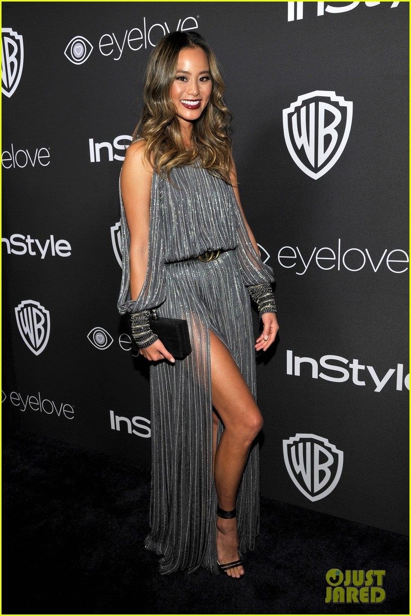 Image result for jamie chung golden globes2017