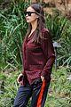 irina shayk pregnant barneys shopping 10