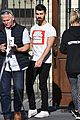 joe jonas wears tight fitting shirt shows off muscles 02