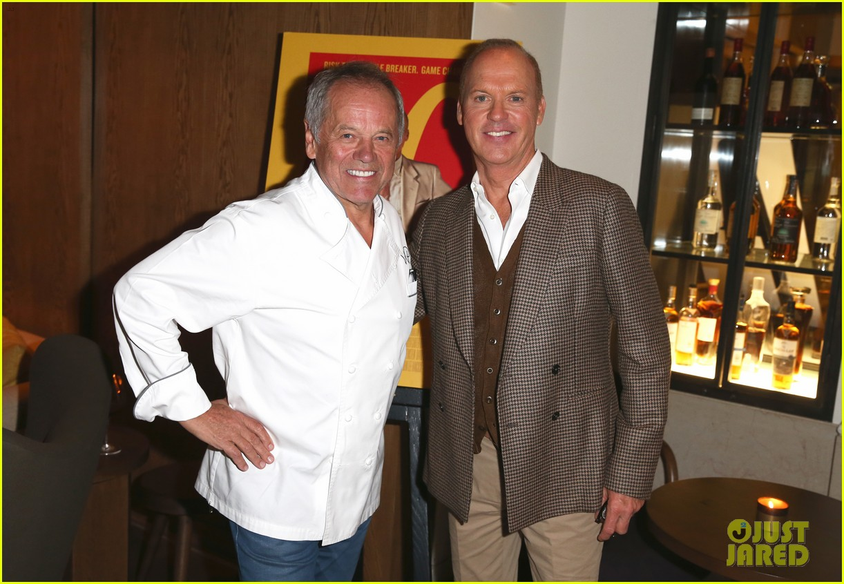 michael keaton the founder casamigos tequila celebration 093837237