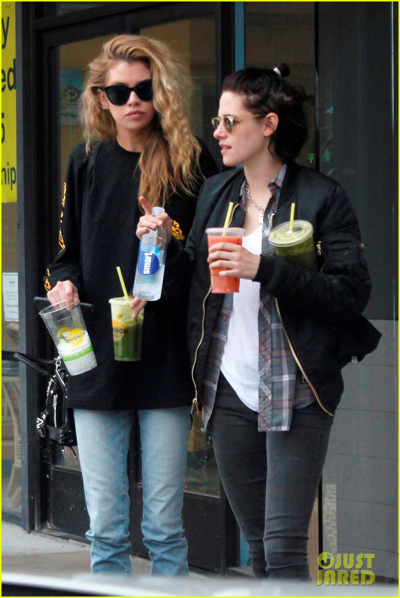 Full Sized Photo of kristen stewart new girlfriend stella ...