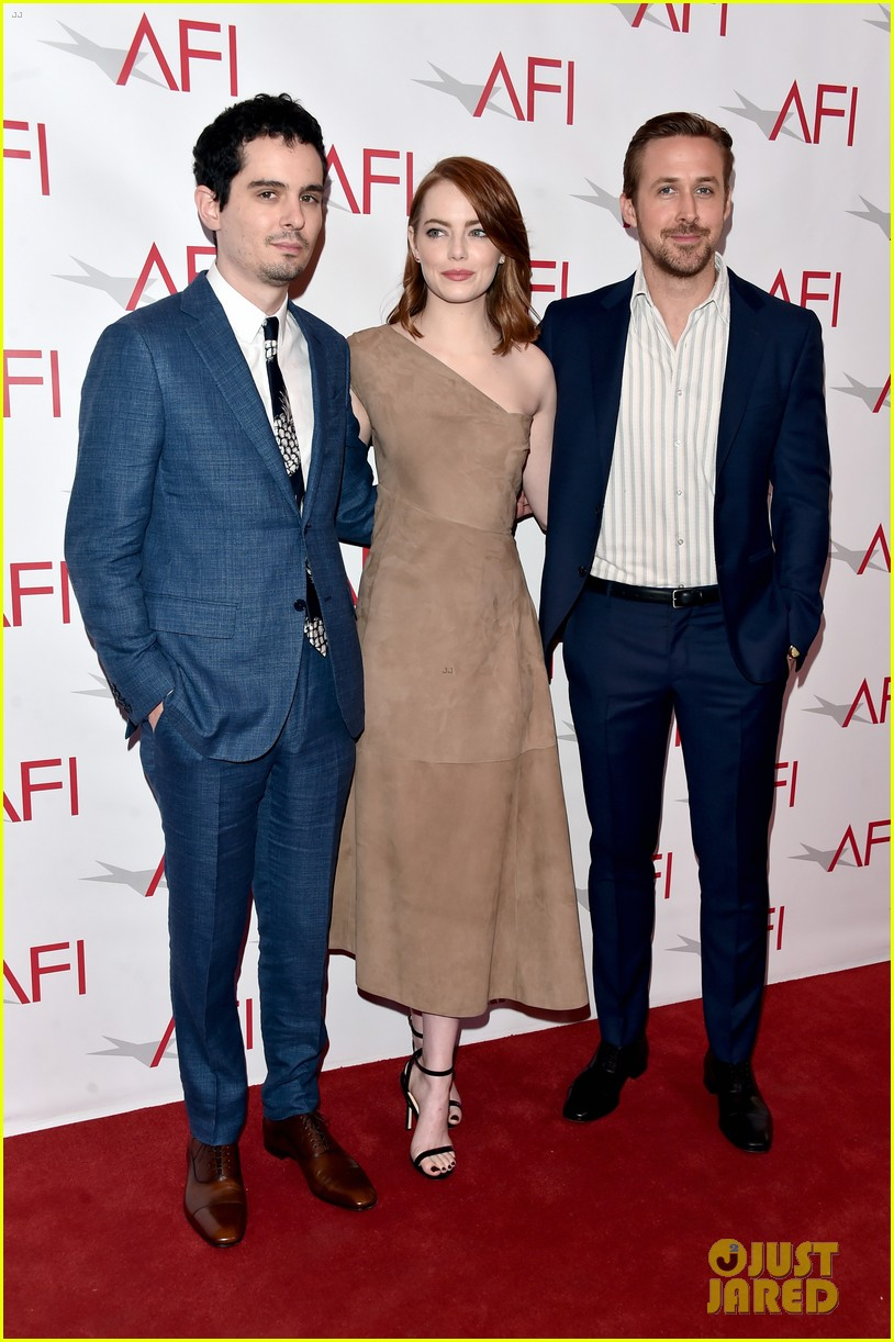 emma stone andrew garfield reunite at afi awards 2017 053837829