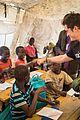 orlando bloom visits children in niger displaced by boko haram violence 09