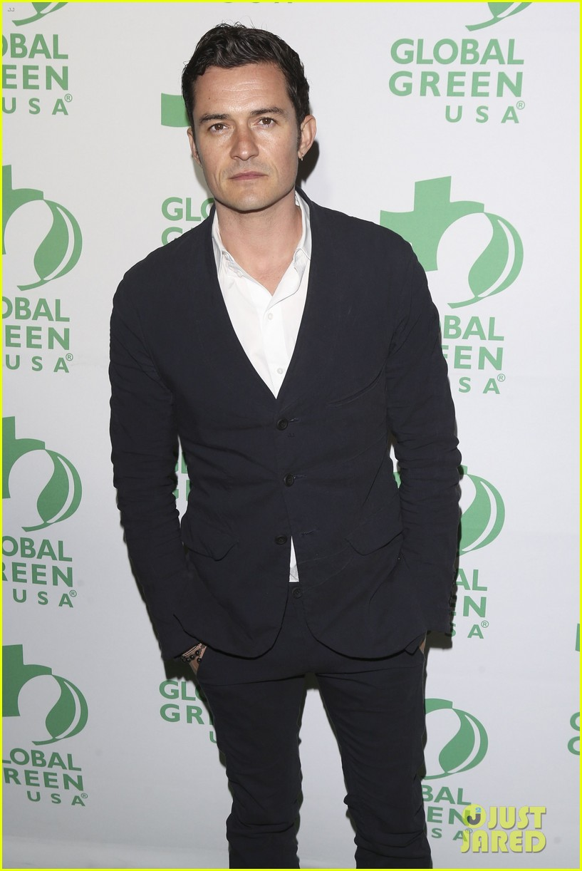 orlando bloom 2017 global green gala 01