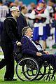 george hw bush super bowl coin toss 06