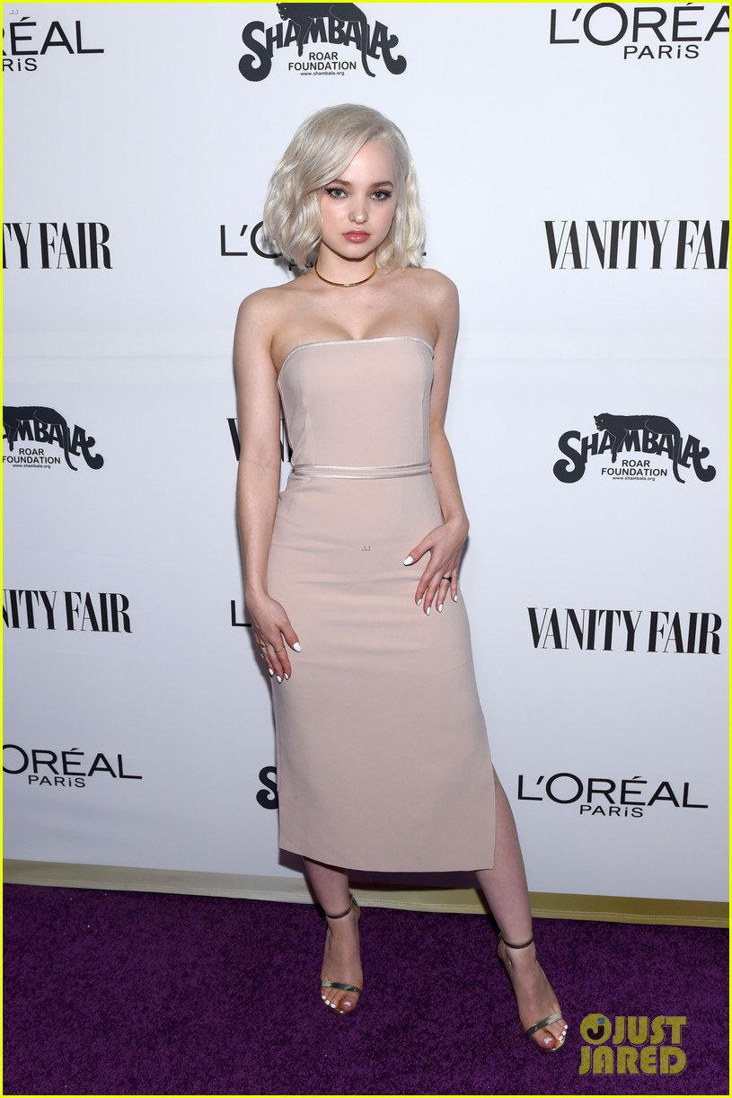 dove cameron maddie ziegler ariel winter young hollywood party 063863707