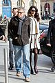george clooney pregnant amal spend a casual day in paris 13