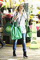 cameron diaz stocks up on groceries for the super bowl 11