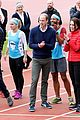 prince harry william kate run track 10