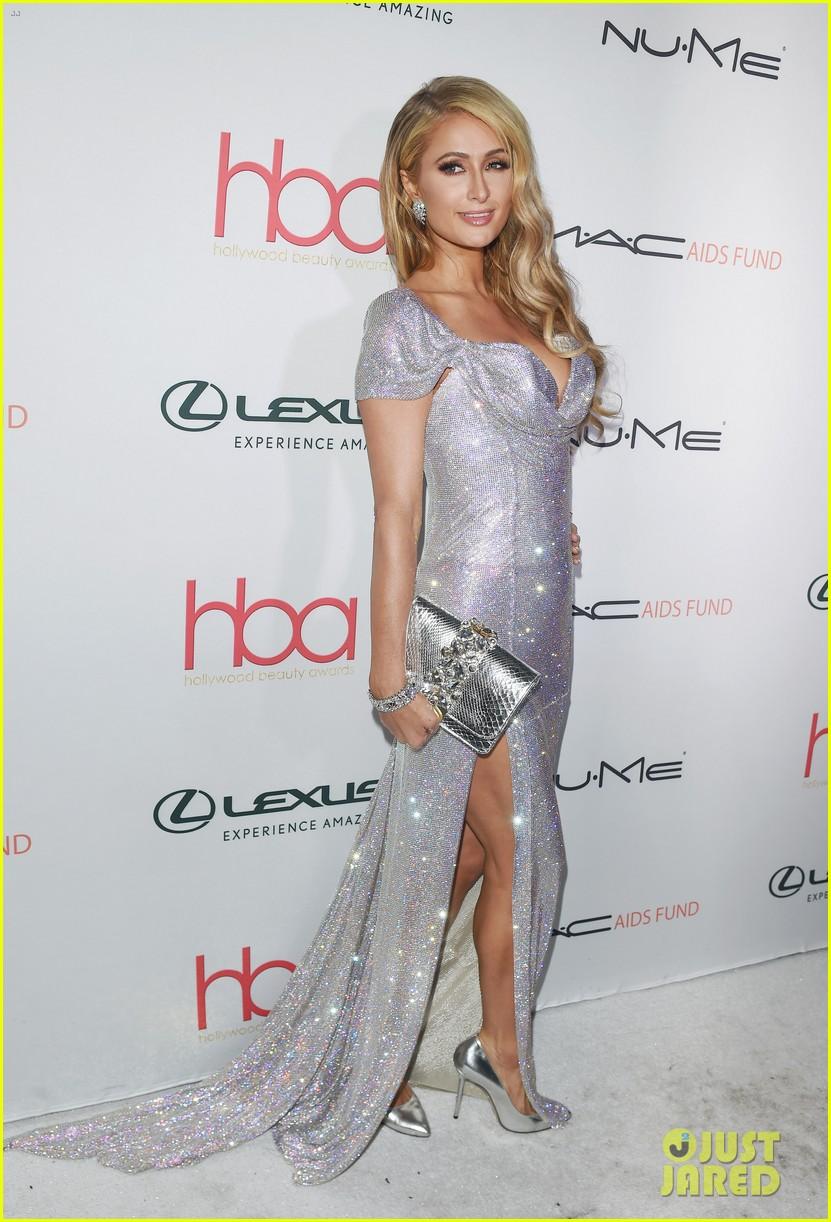paris lea go glam for beauty awards 07