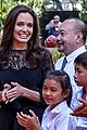 angelina jolie premieres her new movie in cambodia with all six kids 02