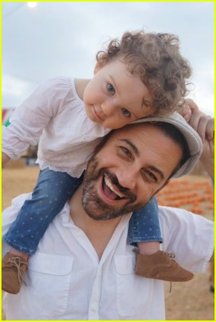 jimmy kimmel wife kids see cute family photos 03