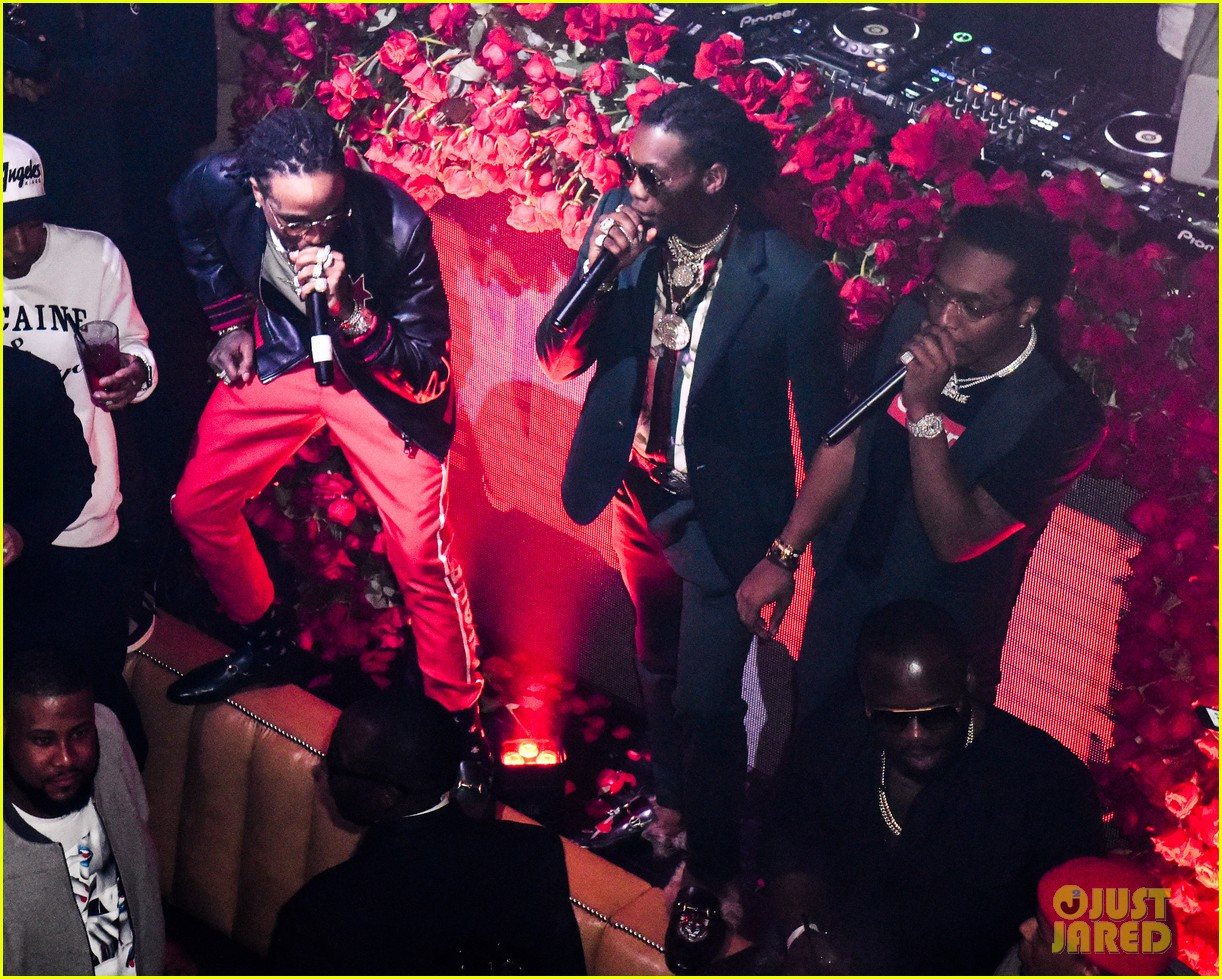 full sized photo of rihanna hosts epic grammys after party 1 oak 16