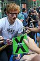 ed sheeran reacts to donald trump singing shape of you video 06
