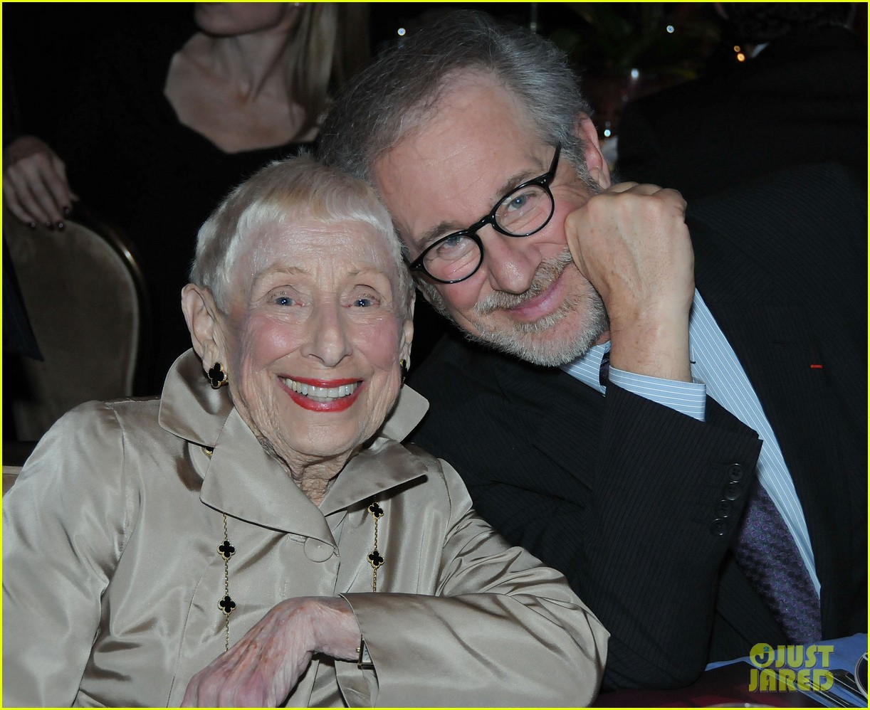 steven spielberg mother leah adler dies at 97 033863447