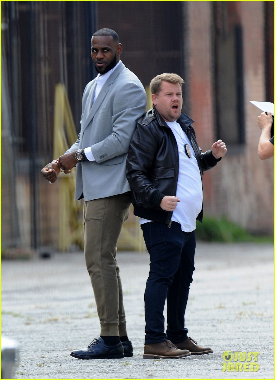 james corden dances with lebron james for fun new segment 013876635