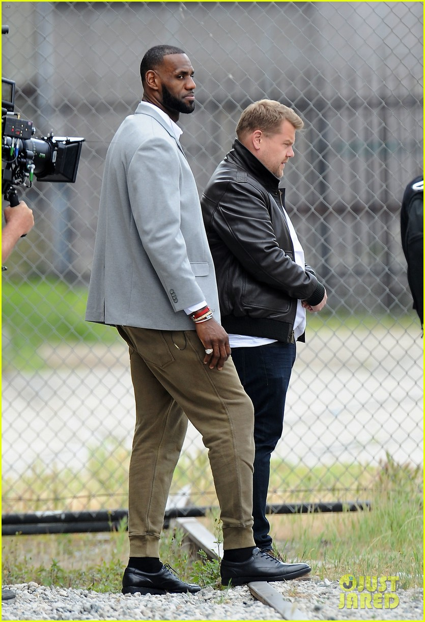 james corden dances with lebron james for fun new segment 053876639