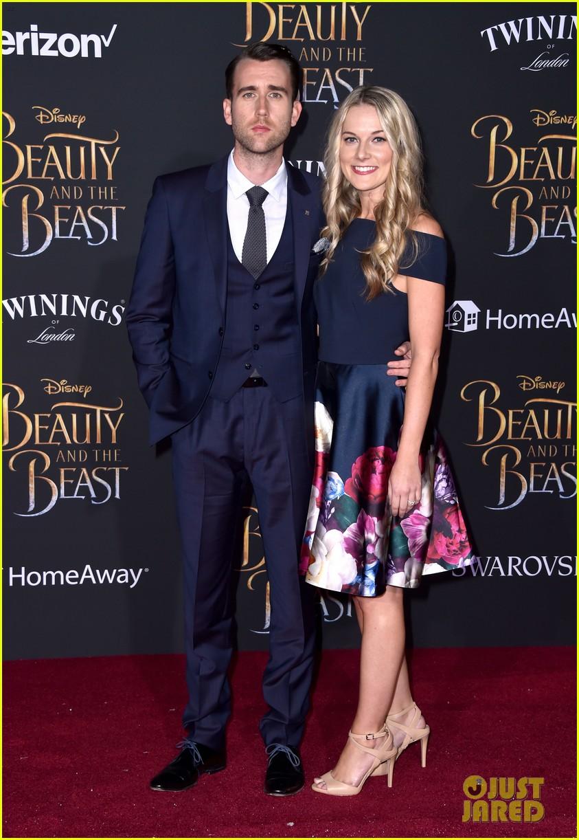 matt damon wife luciana enjoy date night at beauty beast premiere 043869395