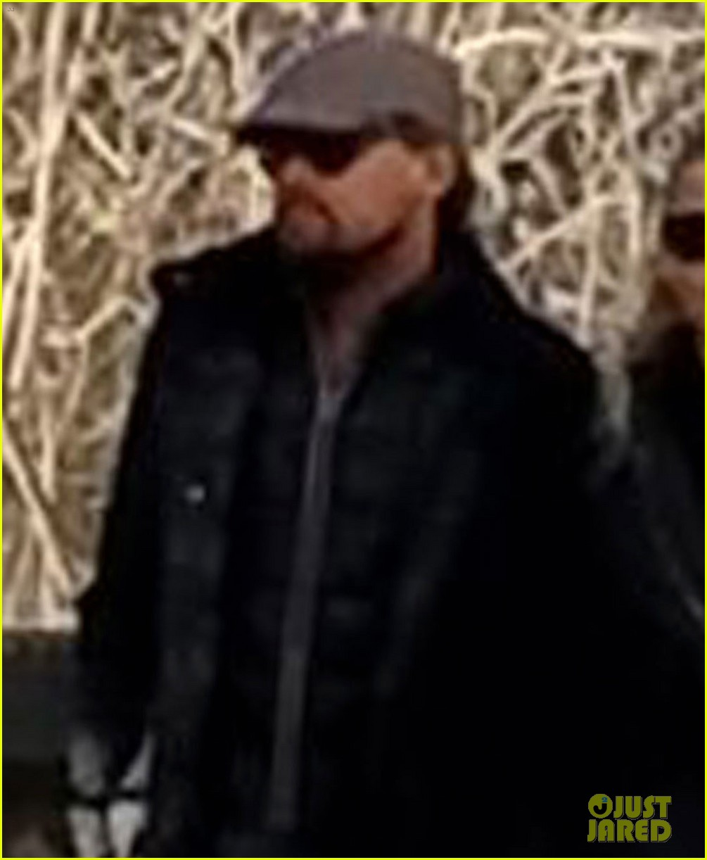 leonardo dicaprio nina agdal hold hands during central park stroll 033876437