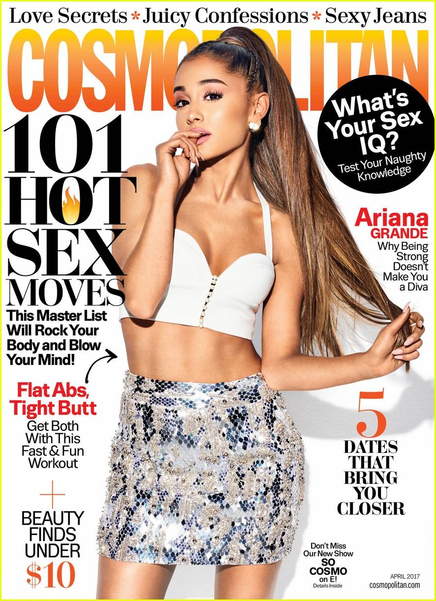 ariana grande cosmopolitan april 2017 013868474