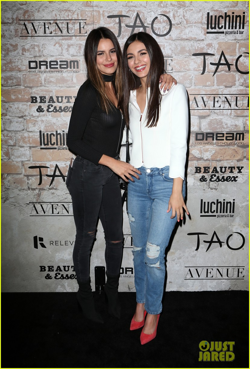 katie holmes hailey baldwin lead celeb studded tao opening block party 05