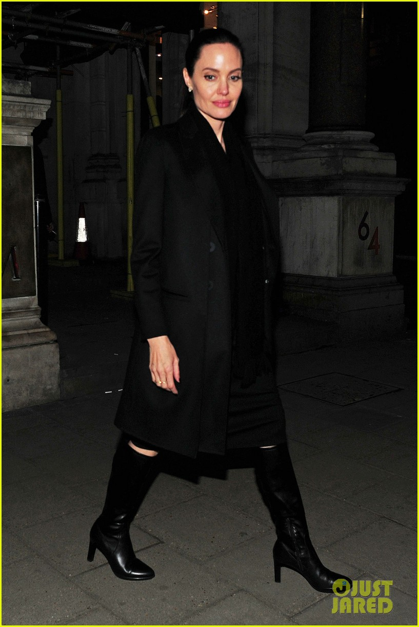 angelina jolie visits buckingham palace 013873806