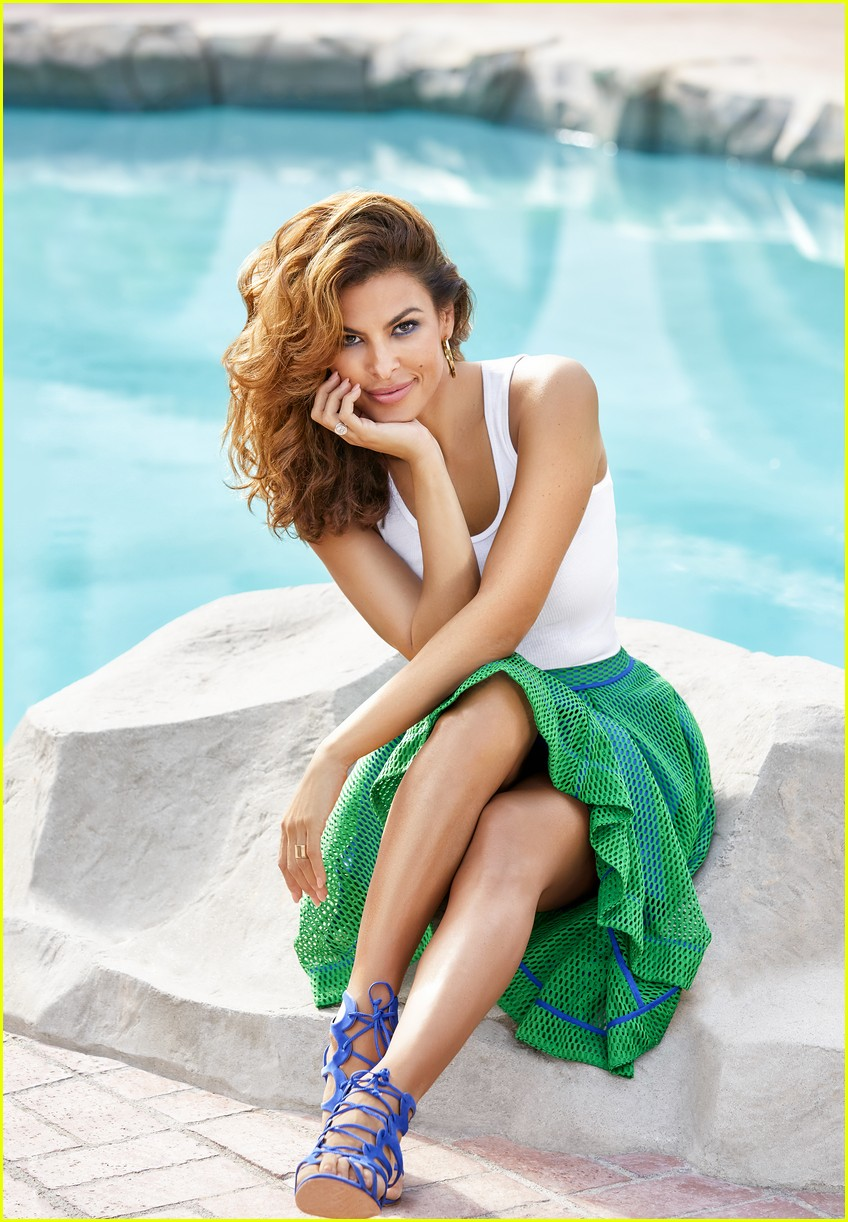 Eva Mendes Explains Why She'd Rather Be at Home Than ...