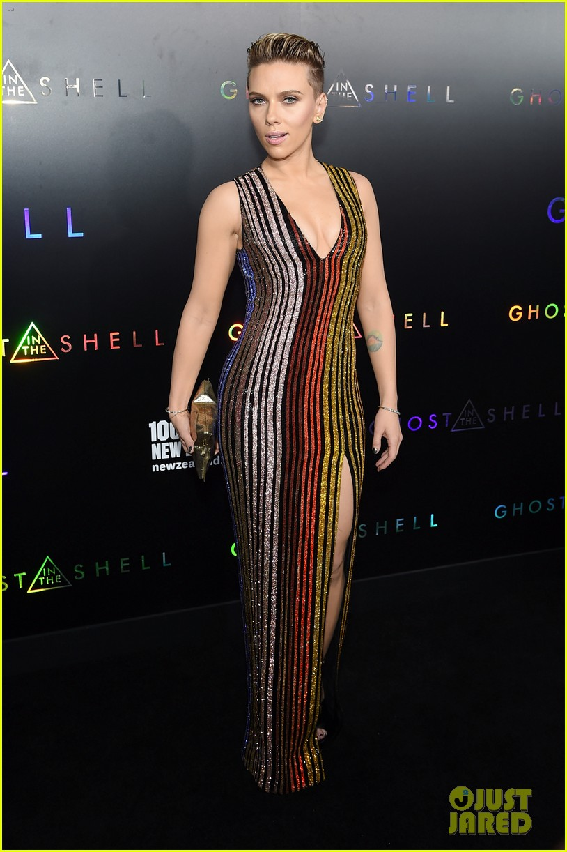 Scarlett Johansson &am...