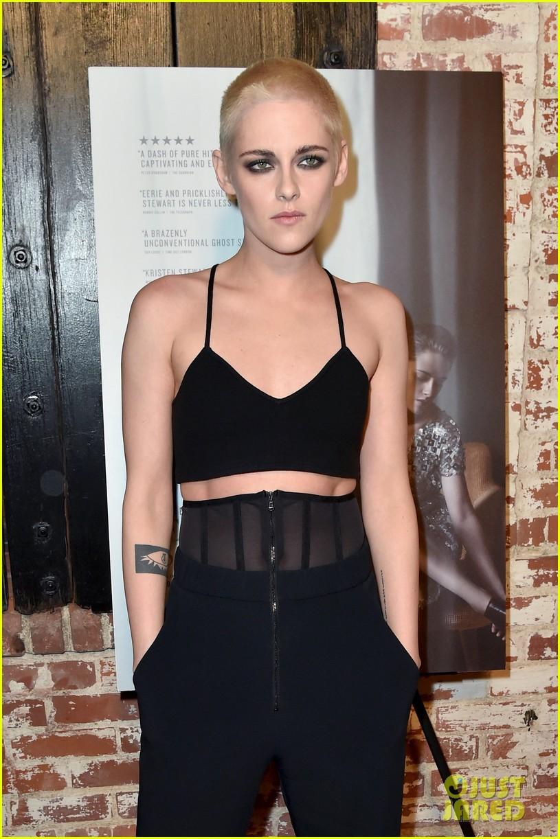 Kristen Stewart Shaves Her Head, Bleaches Hair Blonde ...