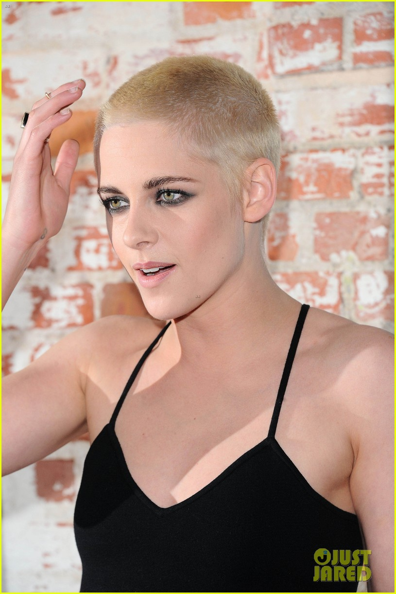 Kristen Stewart On Shaving Her Head, And The Beauty Trick She's Obsessed With