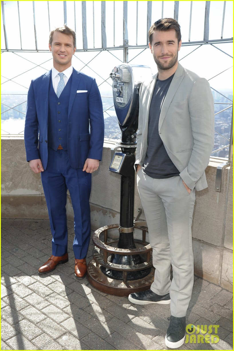 time after time freddie stroma josh bowman empire state building 03