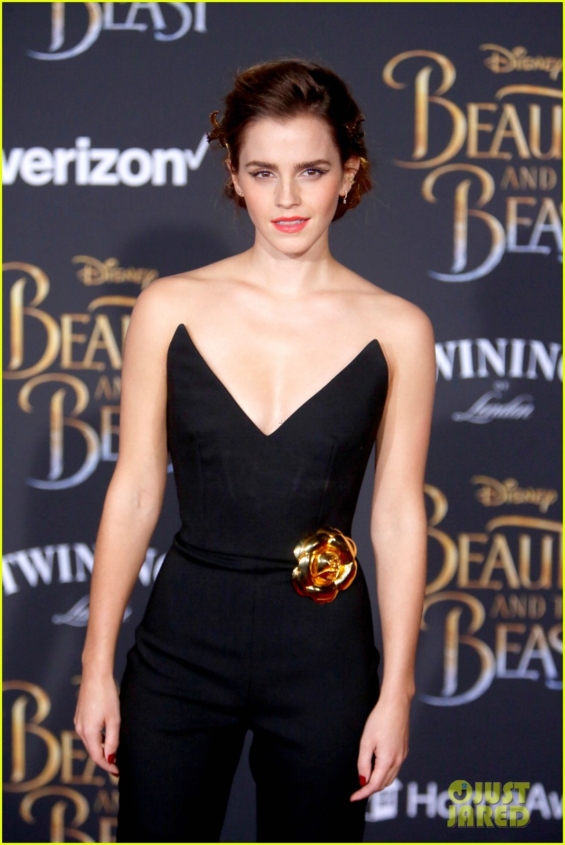 Full Sized Photo of emma watson la premiere look made ... Emma Watson Beauty