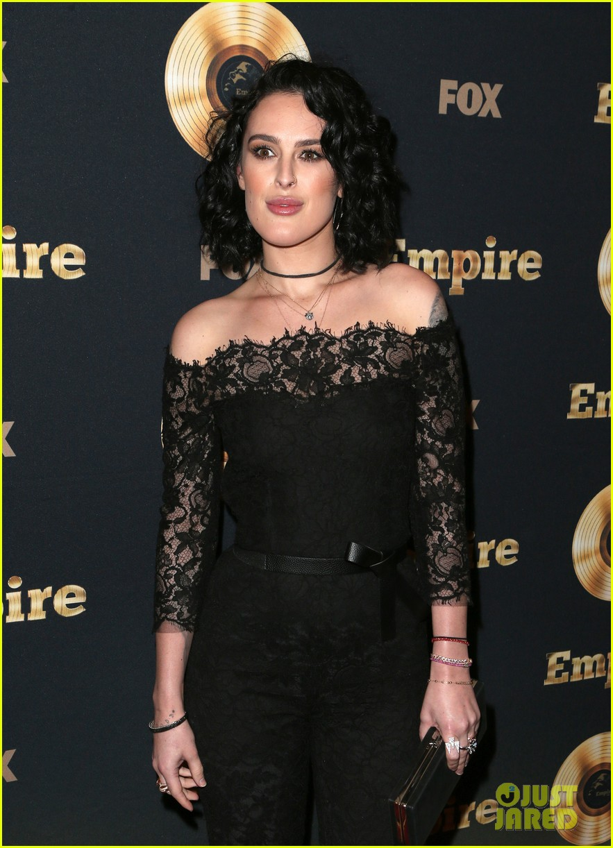 rumer willis celebrates her first empire episode at l a premiere 083876884