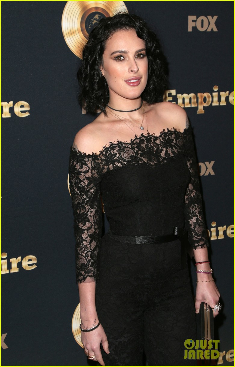 rumer willis celebrates her first empire episode at l a premiere 103876886