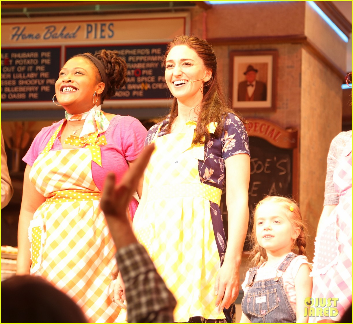 sara bareilles makes her broadway debut in waitress 013880822