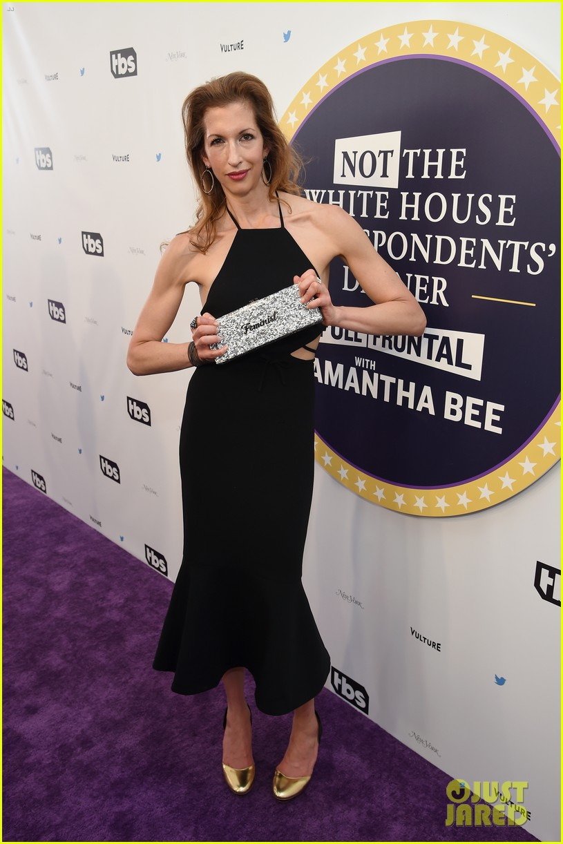 celebs samantha bee not the white house correspondents dinner 013891878