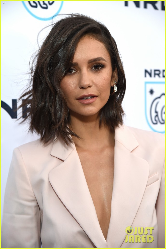 nina dobrev just adopted the cutest little puppy 05