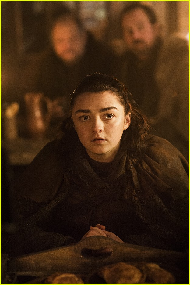 game of thrones first look photos season 7 113888518