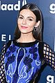victoria justice meets up with josh hutcherson at glaad media awards 2017 02